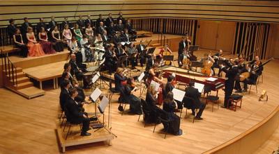 Orfeo Zenekar és Purcell Kórus