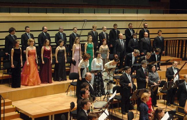 Orfeo Zenekar, Purcell Kórus és a szólisták