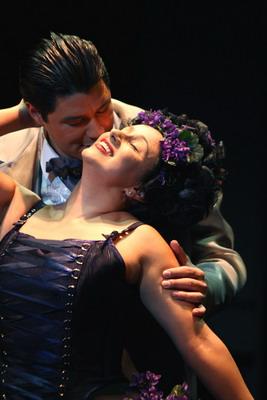 Kristin Sampson és Adam Diegel (fotó: Dusha-Kiss Barbara)