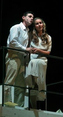 Rachel és Serge (fotó: Dusha Béla)