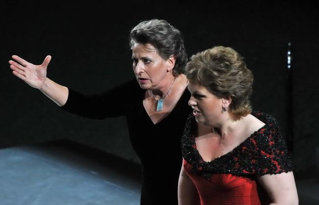 Cornelia Kallisch és Susan Bullock