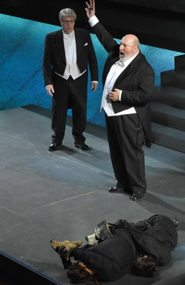 Stig Andersen és Walter Fink