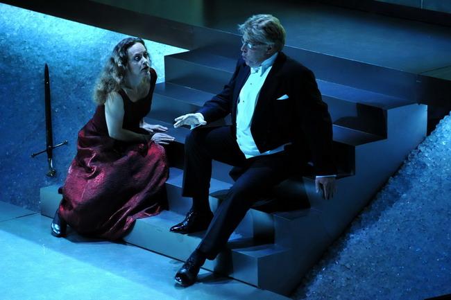 Evelyn Herlitzius és Stig Andersen