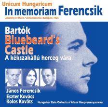 Bartók Béla: A kékszakállú herceg vára