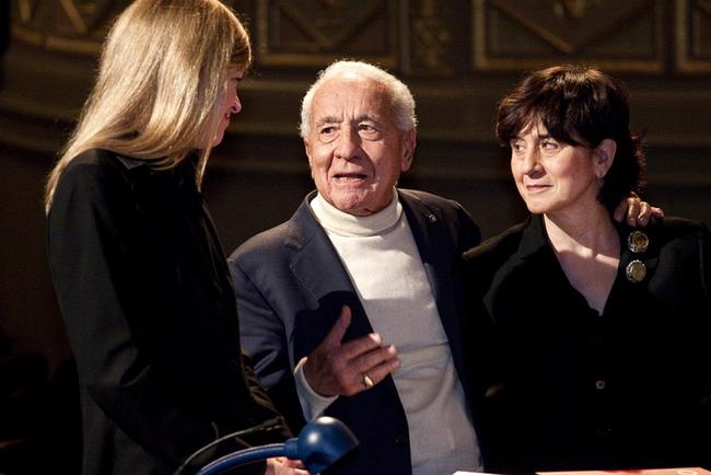 Keri-Lynn Wilson, Gianfranco de Bosio és Nanà Cecchi