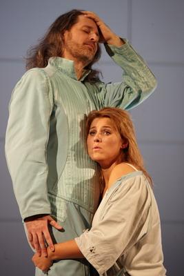Patrick Bladek és Katarzyna Hołysz