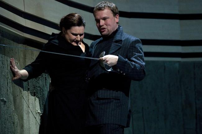 Németh Judit és Tomasz Konieczny