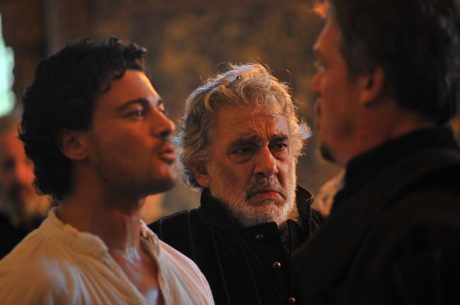 Vittorio Grigolo és Plácido Domingo