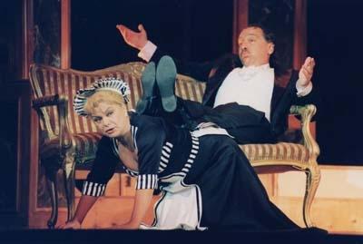 Oszvald Marika és Bajor Imre