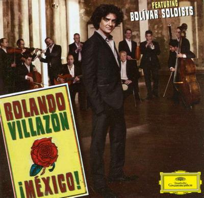 Rolando Villazón: ¡México!