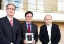 Bóka Gáboré a Hans Sachs-díj