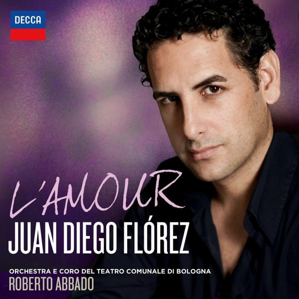 Juan Diego Flórez: L'amour