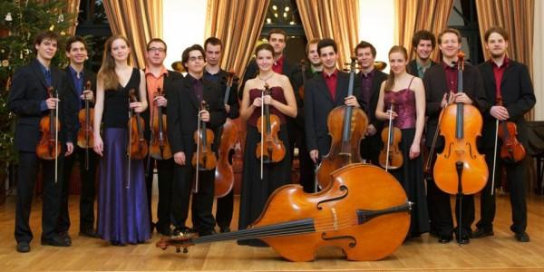 Az Anima Musicae Kamarazenekar (fotó: Herman Péter)