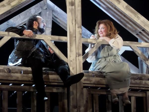 Gilda és a Herceg: Kolonits Klára és Szerekován János (fotó: Vona Ildikó)