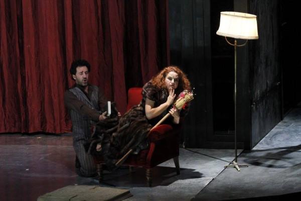 Renata és Ruprecht: Bátori Éva és Sebastien Soulès (fotó: Bartók Plusz Operafesztivál)