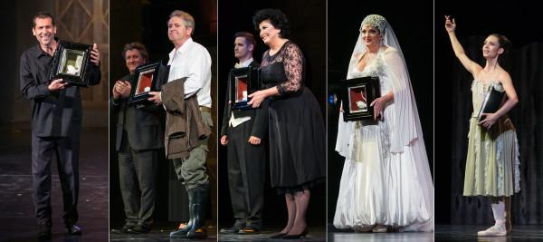 A díjazottak (fotó: Nagy Attila)