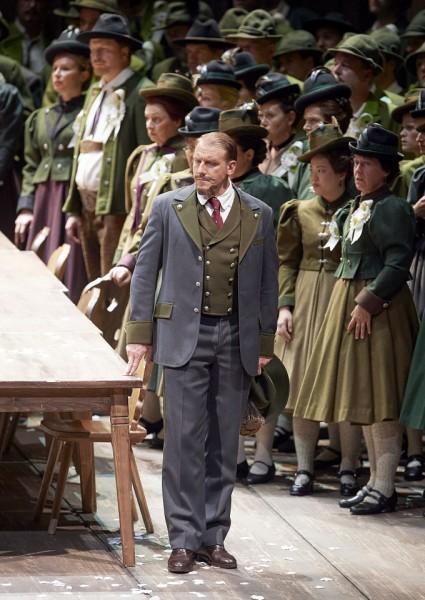Henrik király: Günther Groissböck (fotó: Michael Pöhn / Wiener Staatsoper)