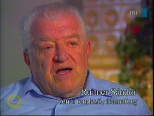 Ruitner Sándor (fotó: nava.hu)