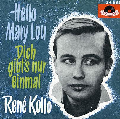 """""""Hello Mary Lou"""""""