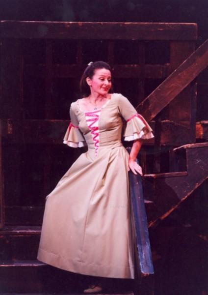 Manon szerepében