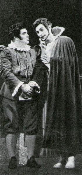 A Don Giovanni címszerepében Marczis Demeterrel