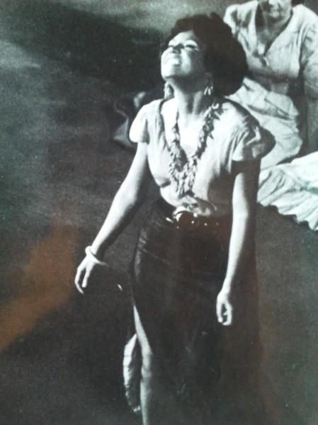 Bess szerepében Gershwin operájában
