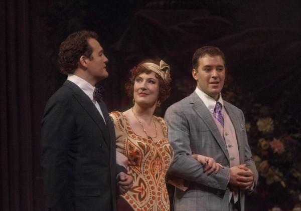 Russell Braun (Olivier), Sarah Connolly (Clairon) és Joseph Kaiser (Flamand)