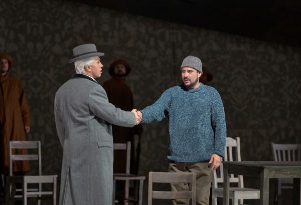 Renato és Gustavo: Dmitrij Hvorosztovszkij és Marcelo Álvarez