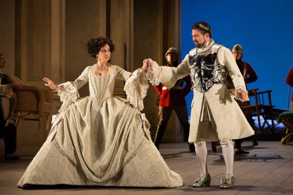 Kleopáta és Caesar: Natalie Dessay és David Daniels