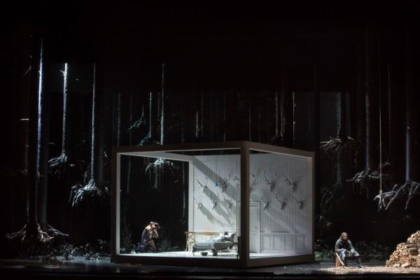 A Jolanta színpadképe (fotó: Marty Sohl / Metropolitan Opera)
