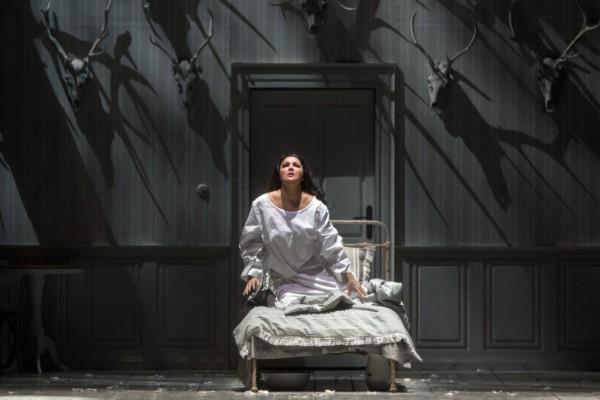 Jolanta: Anna Netrebko (fotó: Marty Sohl / Metropolitan Opera)