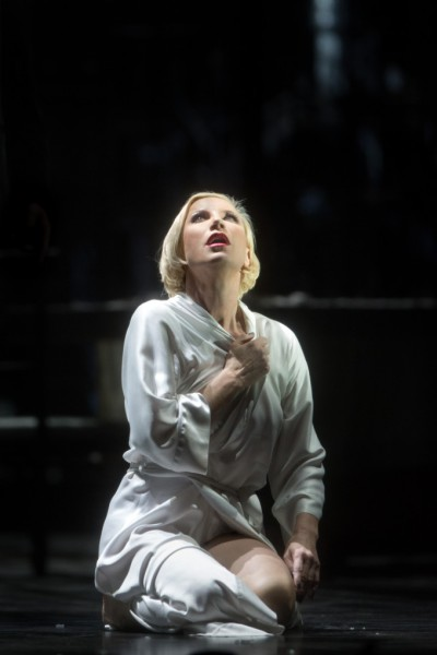 Judit: Nadja Michael (fotó: Marty Sohl / Metropolitan Opera)