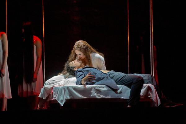 Kundry és Parsifal: Katarina Dalayman és Jonas Kaufmann