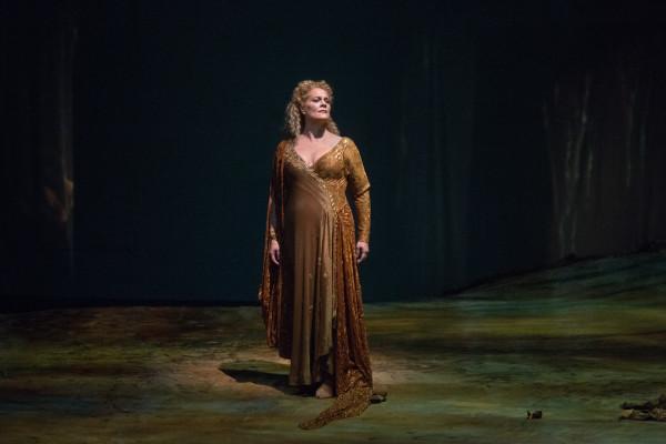 Venus: Michelle DeYoung (fotó: Marty Sohl / Metropolitan Opera)