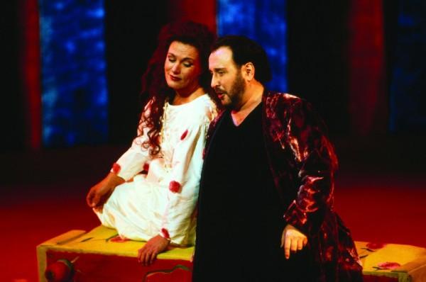 Tristan és Izolda: Waltraud Meier és Jon Fredric West
