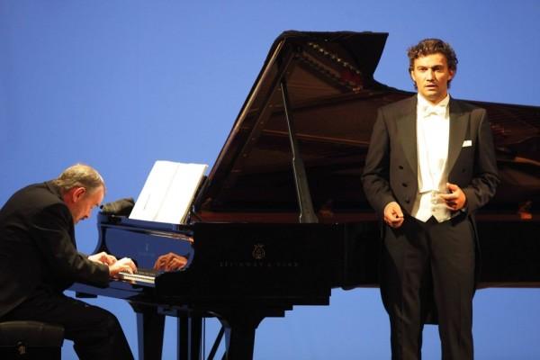 Jonas Kaufmann és Helmut Deutsch (fotó: Bayerische Staatsoper)