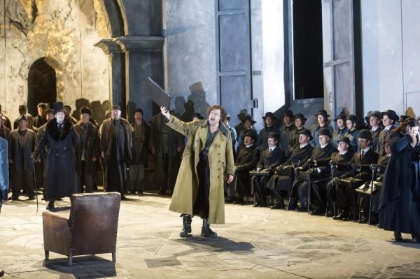 Otello: Stuart Skelton (fotó: Alastair Muir / English National Opera)