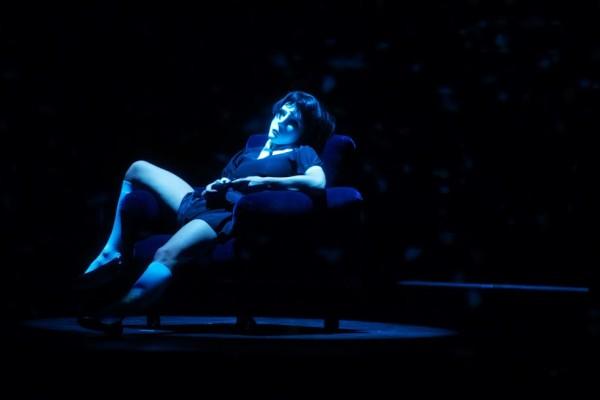 Salome: Gun-Brit Barkmin (fotó: Ilona Sochorová / Národní divadlo Praha)