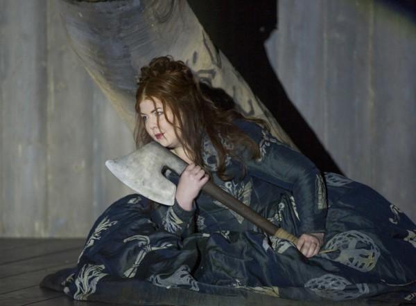 Norma: Marjorie Owens (fotó: Alastair Muir / English National Opera)