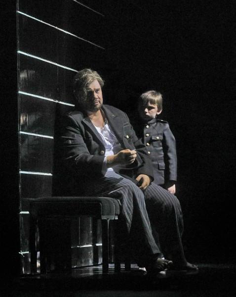 Trisztán: Stuart Skelton (fotó: Ken Howard / Metropolitan Opera)