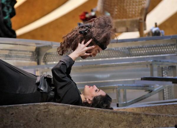 Salome: Patricia Racette (fotó: Ken Howard / Metropolitan Opera)