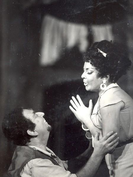 Házy Erzsébet és Radnai György