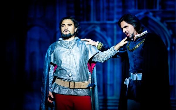 Boccanegra és Paolo Albiani: Vasile Chișiu é Réti Attila (fotó: Armel Operafesztivál)