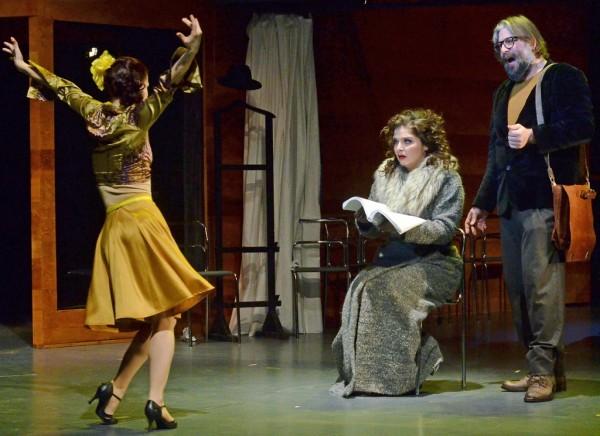 Donna Elvira és Leporello: Herczenik Anna és Cseh Antal (fotó: Éder Vera)