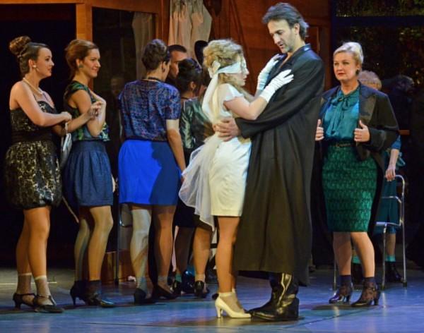 Zerlina és Don Giovanni: Molnár Ágnes és GeigerLajos (fotó: Éder Vera)