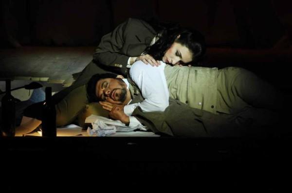 Kálnay Zsófia a Hoffmann meséiben (fotó: Szegedi Nemzeti Színház)