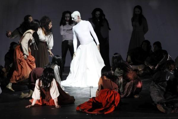Balettjelenet (fotó: Szegedi Nemzeti Színház)