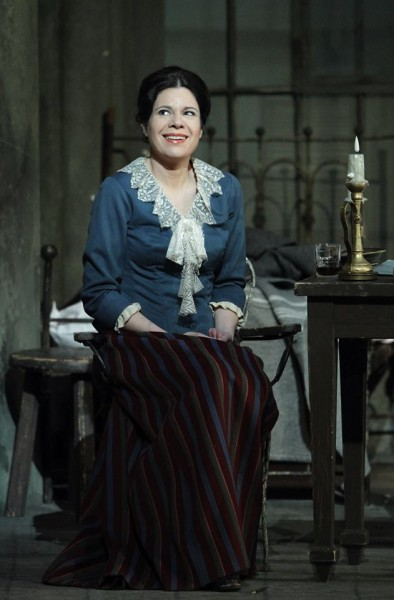 Mimi: Ana María Martínez (fotó: Bajor Állami Operaház)
