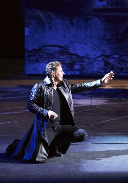 Don Giovanni: Peter Mattei (fotó: Michael Pöhn)