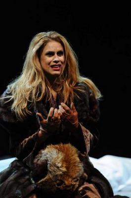 Cristina Baggio (Fotó: Máthé András)